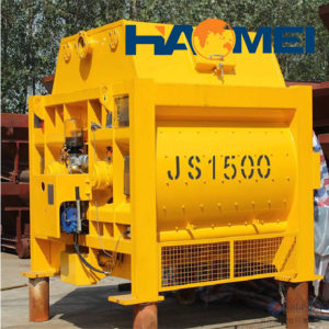 industrial concrete mixer machines